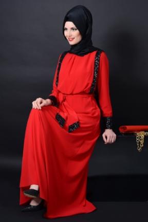 Tozlu Giyim 2014 Tesettur Elbise Modelleri